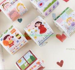 El papel japonés Washi Tape de la decoración adhesivos