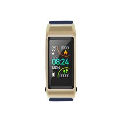 높은 정밀도 및 낮은 에너지 소비 Microproces Bluetooth 건강 Smartwatch NFC S3 적당 시계 리모트 사진기