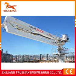 중국 기계 가격 Truemax 콘크리트 머세목 Pb28A-3R-II 컬럼 등반 콘크리트 판매를 위한 붐 배치