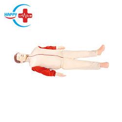 Hc-S019 de beste Prijs ging Automatische Computer CPR Opleidend vooruit het Model van Maniki /CPR, Simulator CPR