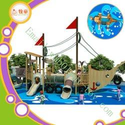 De Speelplaats van kinderen, de OpenluchtApparatuur van de Grond van het Spel, Plastic Product