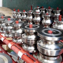 Tubo de inox tubo do rolete Molde Cr12MOV/SKD1/D2 moinho de rolos os moldes da Máquina