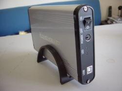 Utilisation du boîtier de disque dur (JH3B)