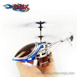 Rh-7112 Hot vender 3 Canales de plano de control remoto rc helicóptero de juguete con Gyro