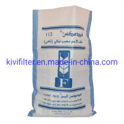 50кг ламинирование Wpp сумку для кукурузы муки кукурузы пластиковые PP тканый мешок
