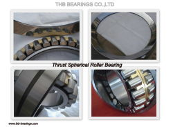 Planetary Transmission GearboxのためのNSK/SKFの推圧Spherical Roller Bearing Competing