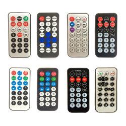 preço de fábrica 6 Universal de teclas de comando remoto de infravermelhos para o condicionador de ar do suporte do ventilador OEM