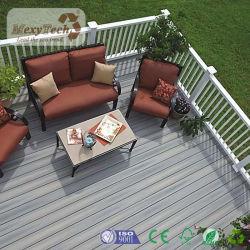 屋外の家具の合成物のDeckingに使用するMexytech中国PSのプラスチック木製のDecking