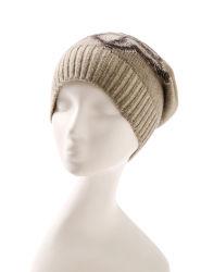 Venda por grosso de fábrica bordados Flower Senhoras vestir a Caxemira Hat