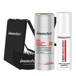 Créer votre propre marque coton naturel fibre capillaire pour perte de cheveux Produits Concealer 28g