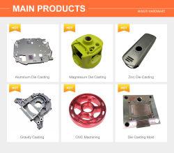Lo stampaggio ad iniezione o la pressione di alluminio di precisione del metallo dell'OEM la muffa della pressofusione