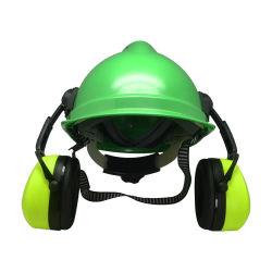 Роскошный Earmuff защиты АБС фитинг для Каску для шума Proof-Em-5002e
