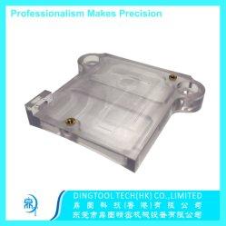 高精度機械部品は機械装置部品の機械工学のコンポーネントを陽極酸化した