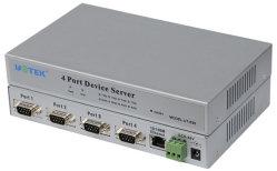 TCP/IP di alta velocità 10/100m RS232/RS485/RS422 4 agli orificii (UT-630)