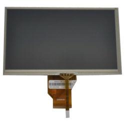 7inch Bildschirmanzeige 800X480 TFT LCD des Auto-DVD LCD