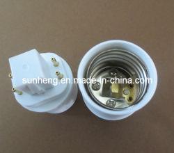 G24q aan E26 de Convertor van de Adapter van de Basis van de Lamp