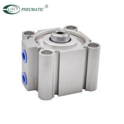 Cq2b20-50d Cq2b Серия 20мм отверстия 50 мм двойного действия один стержень компактный пневматический цилиндр