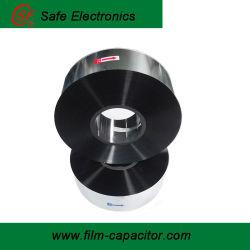 8 pellicola metallizzata lega dell'Zinco-Alluminio di larghezza del micron 35mm