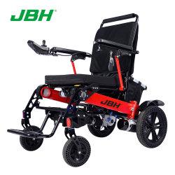 Elite dobrável para cadeiras de Energia Elétrica de cadeira de rodas, Resistente em ambientes interiores/exteriores, Grande Banco, combina com qualquer carro tronco, cofre para viagens de avião, TAMPA MALA