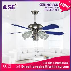 """Baixo consumo de energia 48"""" Montanha de fabricação, ventilador de teto AR CONDICIONADO"""