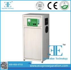 Generador de ozono máquina con el concentrador de oxígeno para tratamiento de agua