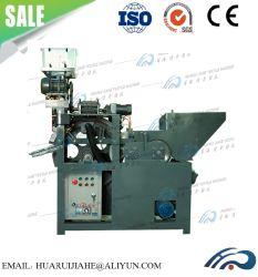 Der China-Lieferanten-Baumwollputzlappen, der Maschinen-/Spiritus-Putzlappen herstellt maschinell zu bearbeiten/den Spiritus-Putzlappen bildet Maschine Bambusgriff-Baumwolle, knospt Produktionszweig Plastik und Holz-Stock