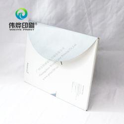 Archivo de impresión de papel comercial Pocket