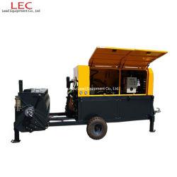 Lf20d macchina per calcestruzzo con schiuma diesel CLC per la produzione di mattoni in schiuma Cavo o solido