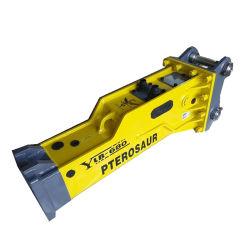 India markt populaire Hammer graafmachine hydraulische steenbreker pak voor 4-7 ton-machines (YLB 680)