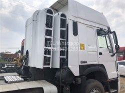 Camion utilizzato redditizio caldo del trattore del camion di rimorchio del camion di vendita HOWO della fabbrica cinese CNG