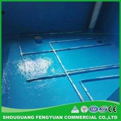 El edificio interior/exterior de poliuretano base agua Revestimiento de pintura resistente al agua