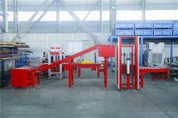 Kettenförderanlagen-Rollen-Förderband-Förderanlage für Logistik-System