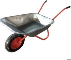 A Rússia 65L Wheelbarrow, roda de Ar Simples Aro de Aço