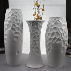 Vase en céramique moderne pour la décoration de jardin