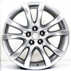 Hyper Silvery Car легкосплавные колесные диски 19-дюймовых легкосплавных колесных дисков для Audi