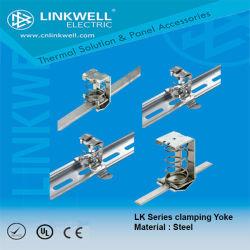 鋼鉄、セリウムが付いているヨークを締め金で止めるLkシリーズ
