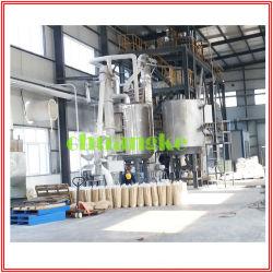 آلة تجفيف صينية دوارة مستمرة للغطارة، مواد كيميائية رطبة، مسحوق، فليك، جسيمات معدنية، مبيدات، الكريات