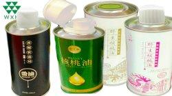 1 Blik van het Tin van het Metaal van de Container van de liter het Lege voor Verf, de Chemische Olie van de Motor,