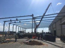 Pre-Engineering structurelles pour l'acier de construction métalliques atelier