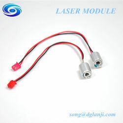 ホットセール 12mm 450nm 10MW 青色レーザーモジュール工業グレード