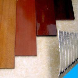 Резиновые акустические этаже /Пол подложки Silent лежит в основе