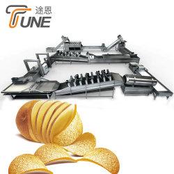프렌치 프라이 생산 라인/감자 칩 생산 라인