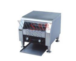 Cinta transportadora de electricidad comercial tostador tostador automático de la máquina de Desayunos