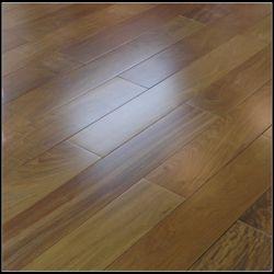 Ipe sólido selecionado (cor de avelã Brasileira) Pavimentos de madeira