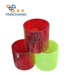El tubo de Acrilico PMMA transparente extrusión de tubo de plástico flexible