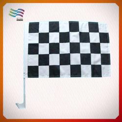Горячая продажа Custom гоночных автомобилей флаг водонепроницаемый полиэфирная ткань