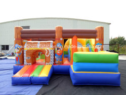Thème Pirate gonflable bouncer, gonflable Pirate Bouncer et faites glisser, gonflable Bouncy Combo