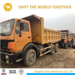 Camión volquete Beiben utiliza el motor diésel con el estándar Dumper Truck