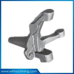 OEM forgeage de pièces forgées en acier auto l'arbre de pivot de bras de pivotement