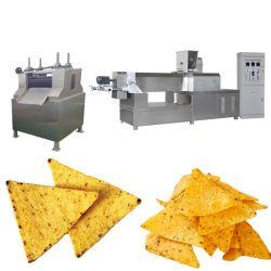 Fried Pellet 2D de la línea de producción de maíz crujiente Snack